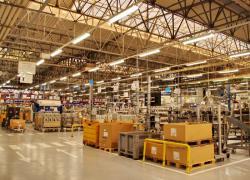 L'Usine Bosch à Drancy lutte pour maintenir sa compétitivité