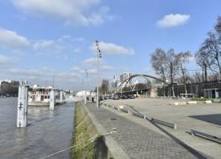 Paris étudie la création de sites de baignade dans la Seine