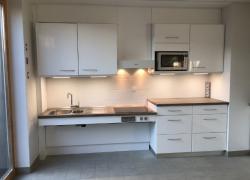 Une cuisine vitrine à Limay pour personnes à mobilité réduite