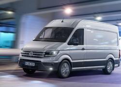 Volkswagen Crafter, l'utilitaire qui propose le confort d'une berline