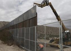Le mur de Donald Trump ne sera pas construit pas Vinci