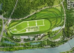 La réouverture de l'hippodrome de Longchamp fixée en 2018