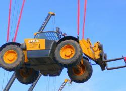 Les fabricants d'équipements pour la construction en forme