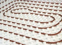 Le plancher chauffant et rafraîchissant montera en température en 2017