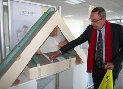 Recticel Insulation parie sur l'innovation avec le Polyuréthane