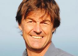 Nicolas Hulot applaudi par les professionnels du renouvelable