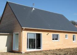 Le repli de l'ossature bois se confirme en maison individuelle
