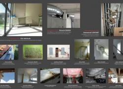 Les désordres dans le Bâtiment révélés dans un concours photos