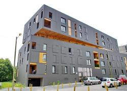 À Rennes, un bâtiment de 40 logements est certifié passif