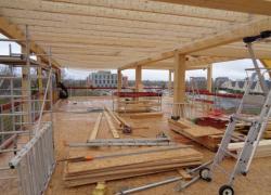 Swiss Krono parie sur les vertus du nouveau panneau OSB