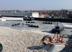 Toiture-terrasse : l'étanchéité en bonne forme