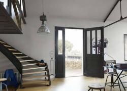 Les grandes tendances des portes d'entrées et palières