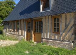 Une grange rénovée en béton de chanvre testée in situ