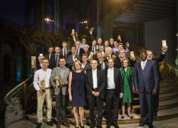 Le club Entreprises Placo fête ses 50 ans… et ses vainqueurs 2017