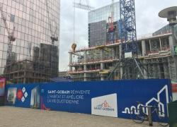 Saint-Gobain parie sur une activité plus soutenue en 2019
