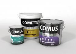 Comus rachète les marques de peinture Cami, GMC et Kiriol