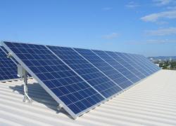 Le solaire chinois fait flamber les investissements en 2017