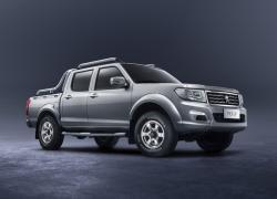 Le nouveau Peugeot Pick up succède au pick-up 504