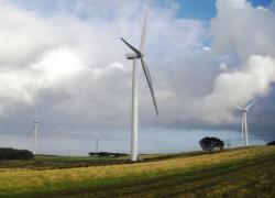 Une très belle année pour l'éolien en 2017