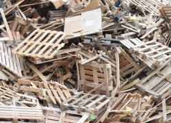 Les cimentiers veulent doubler la quantité de déchets de bois utilisée d'ici à 2025