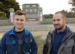 Ma Vie d'Apprenti : William en binôme avec son nouveau maitre d'apprentissage
