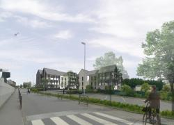 Baptème BIM pour le bailleur social, l'architecte et l'entreprise à Laillé (35)