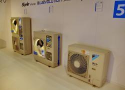 A la Mostra Convegno, Panasonic et Daikin accélèrent l'adoption du R32