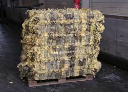 Quand le recyclage total des déchets de laine de verre devient réalité