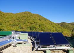 Il faudra baisser les coûts pour développer le marché du solaire thermique