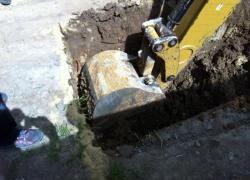 Les travaux de maçonnerie générale incluent-ils les travaux de terrassement ?