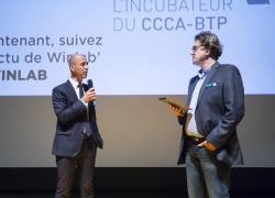 Le réseau de l'apprentissage BTP parie sur l'Open innovation avec Winlab
