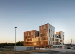 La construction bois séduit la Bretagne