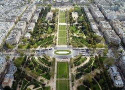 Un Grand Palais éphémère au Champ de Mars soumis au Conseil de Paris