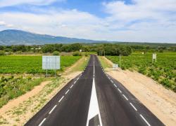 Les entreprises de la route alertent sur la pénurie de bitume