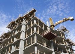 Accroissement de la baisse des permis de construire