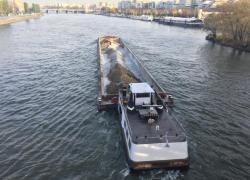 Le Grand Paris va-t-il stimuler l'acheminement fluvial ?