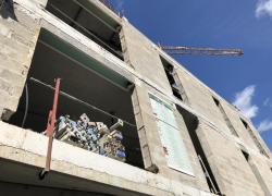 Fort recul de l'activité dans la construction à prévoir en 2018