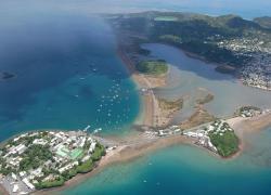 Mayotte et La Réunion: des matériaux