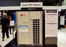 Chillventa 2018 : Mitsubishi Electric lance 3 gammes de DRV au R32