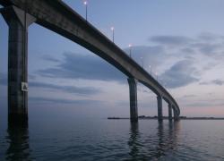 Pont de Ré: le chantier du câble rompu s'avère