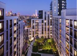 Bouygues UK va construire 214 logements dans le centre de Londres