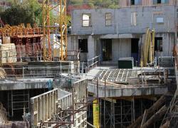 Nette baisse des mises en chantier et des permis de construire en 2018