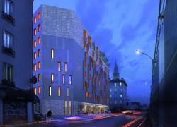 Un label BBCA pour un nouveau concept d'hôtel en bois CLT