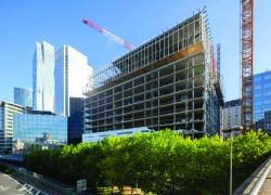 La Construction Métallique demeure dynamique malgré le manque de main d'oeuvre