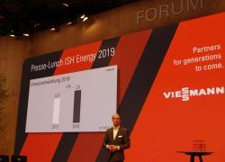 ISH 2019 : chauffage, rafraîchissement, eau chaude, ventilation, PV et numérique