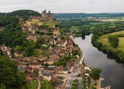La  justice annule le chantier de déviation de Beynac, en Dordogne
