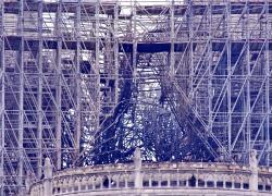 Notre-Dame de Paris : dix à quinze ans de travaux de restauration à prévoir
