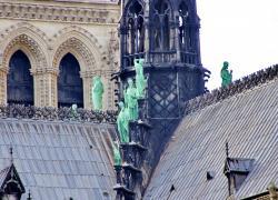 Reconstruction de Notre-Dame de Paris : le métal est-il pertinent ?