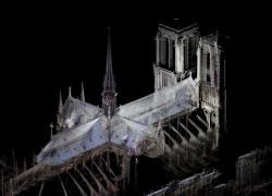 Notre-Dame de Paris : toute la partie détruite avait été numérisée !
