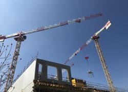Baisse des mises en chantier de logements et permis de construire